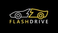 Flash Drive Local - Oval