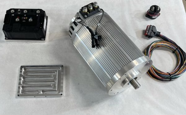 Hyper 9 HV Dual Shaft Motor 144V